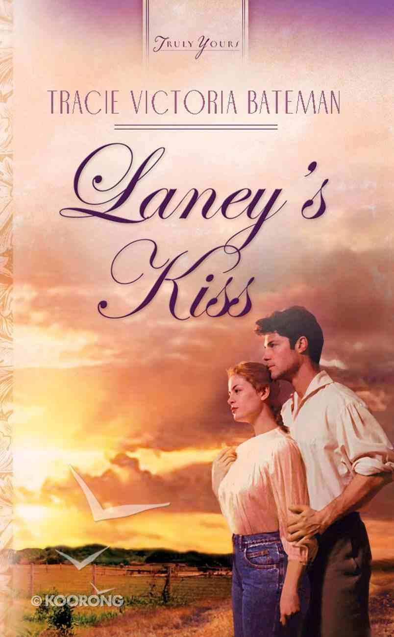Laney's Kiss (The St John Family Saga #03) (#524 in Heartsong Series) Mass Market