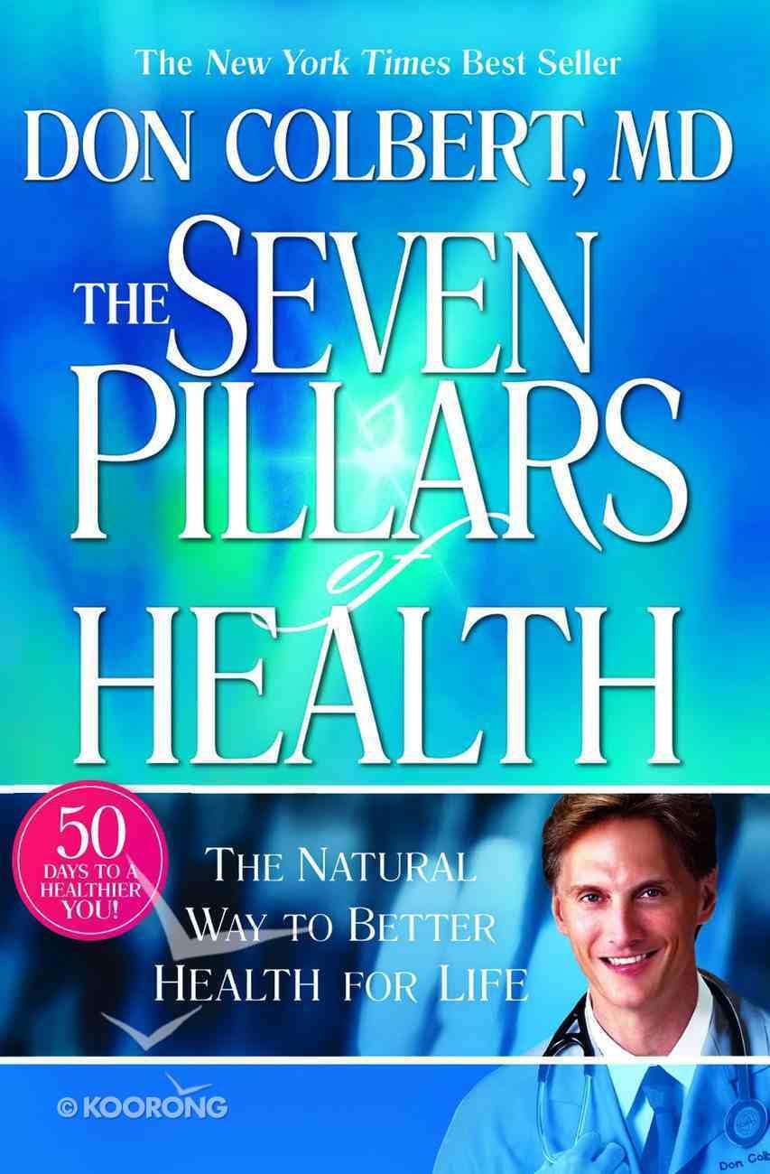 The Seven Pillars of Health eBook