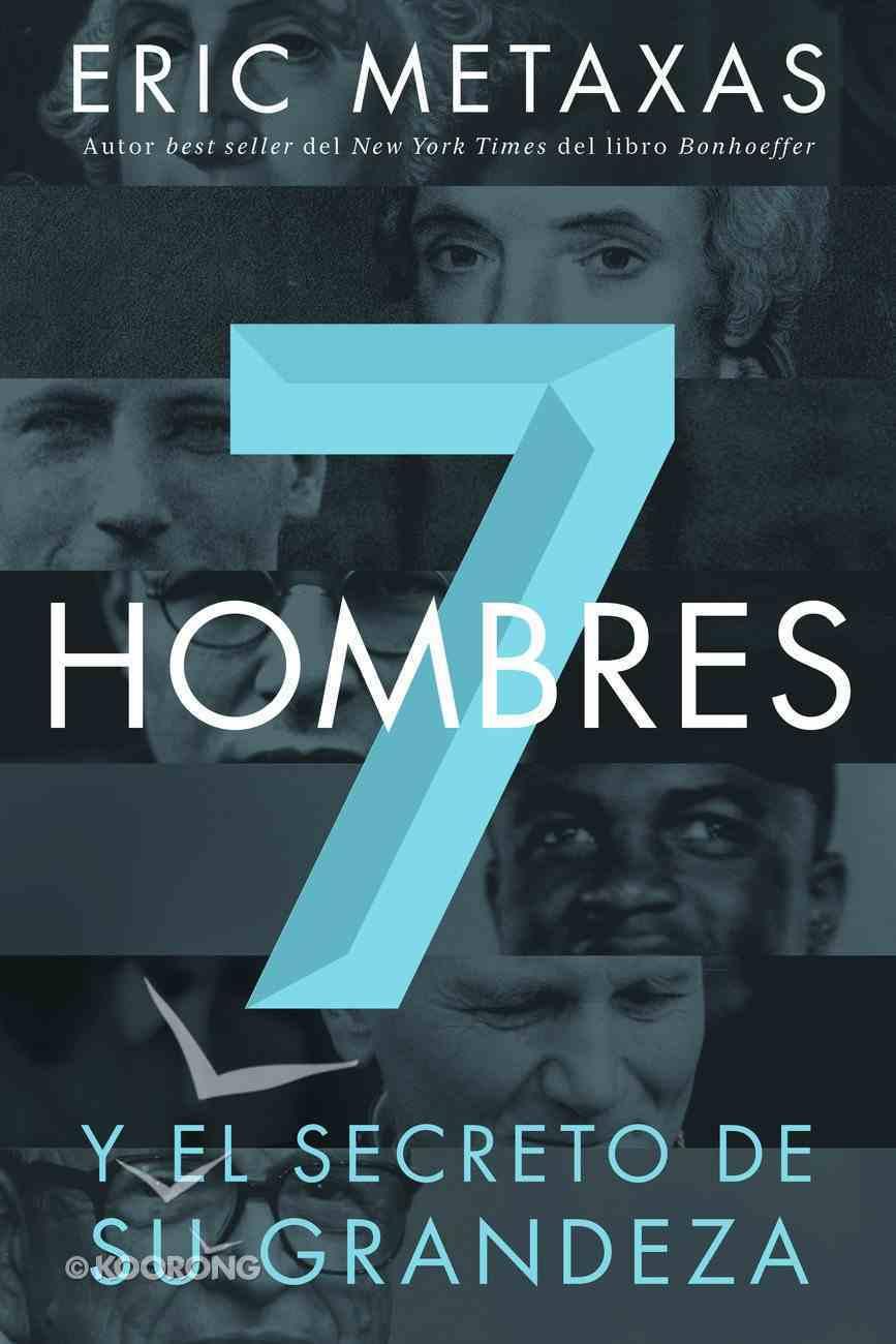 Siete Hombres (Spa) eBook