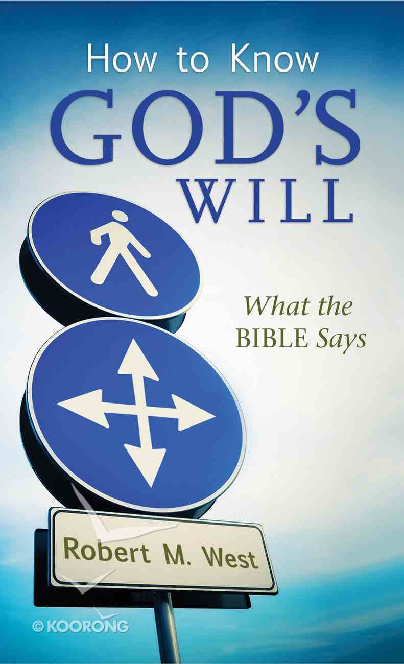 How to Know God's Will eBook