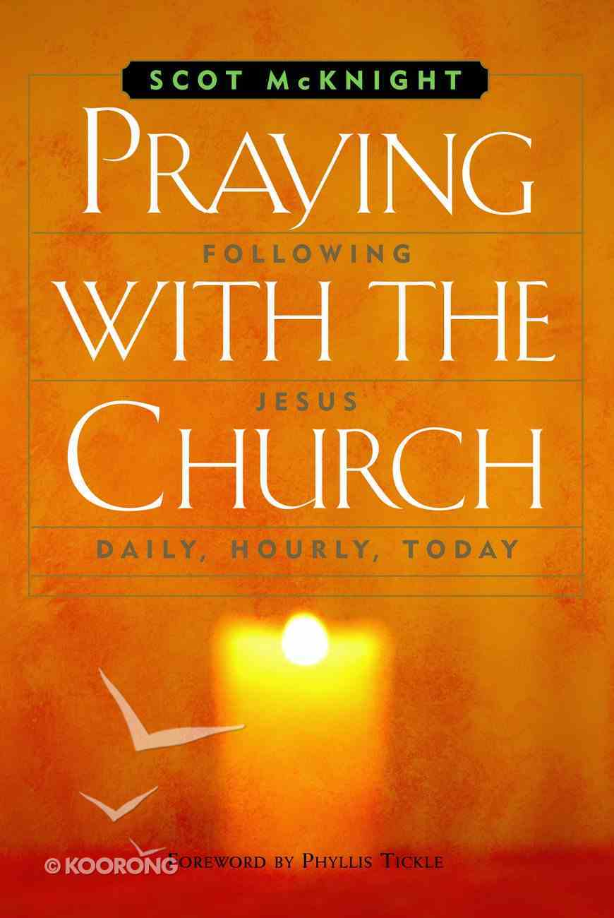 Praying With the Church eBook