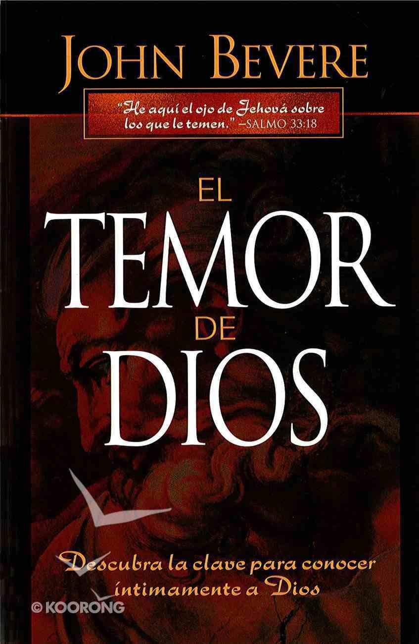El Temor De Dios (Spa) eBook