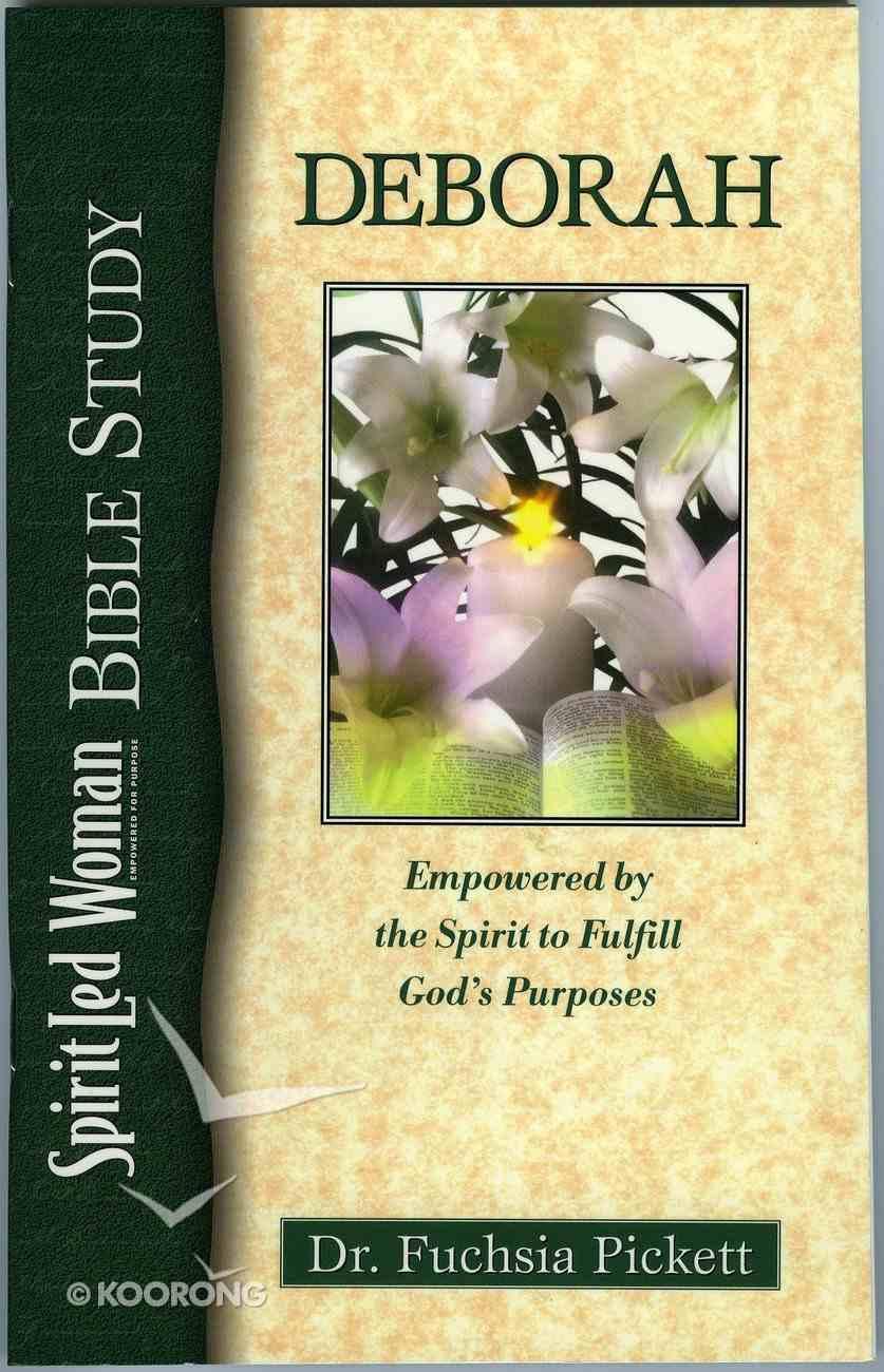 Spirit Led Woman Deborah eBook