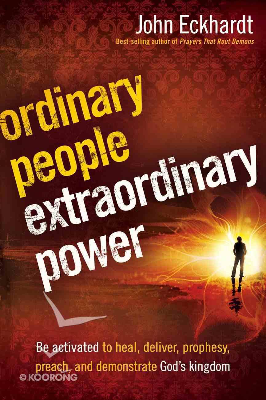 Ordinary People Extraordinary Power eBook