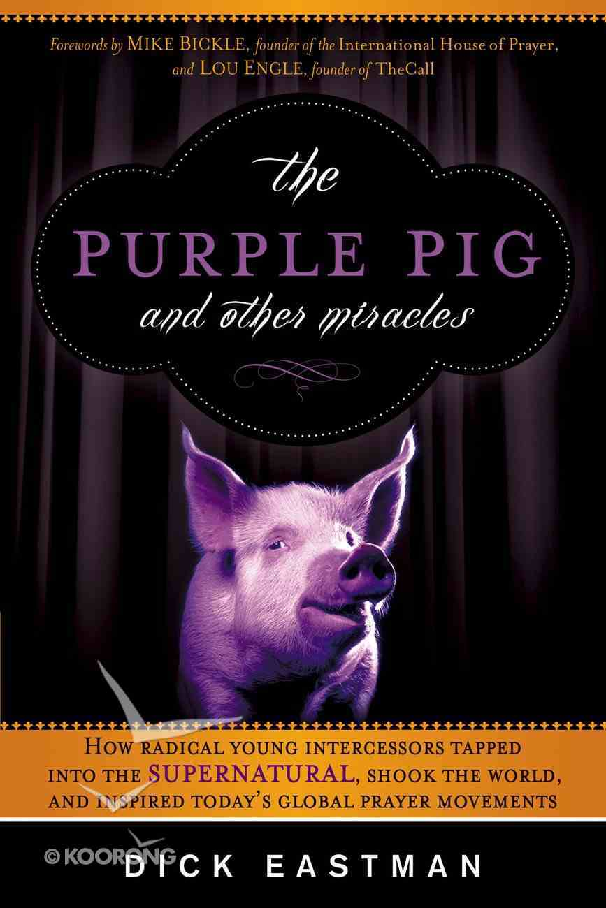 The Purple Pig and Other Miracles eBook
