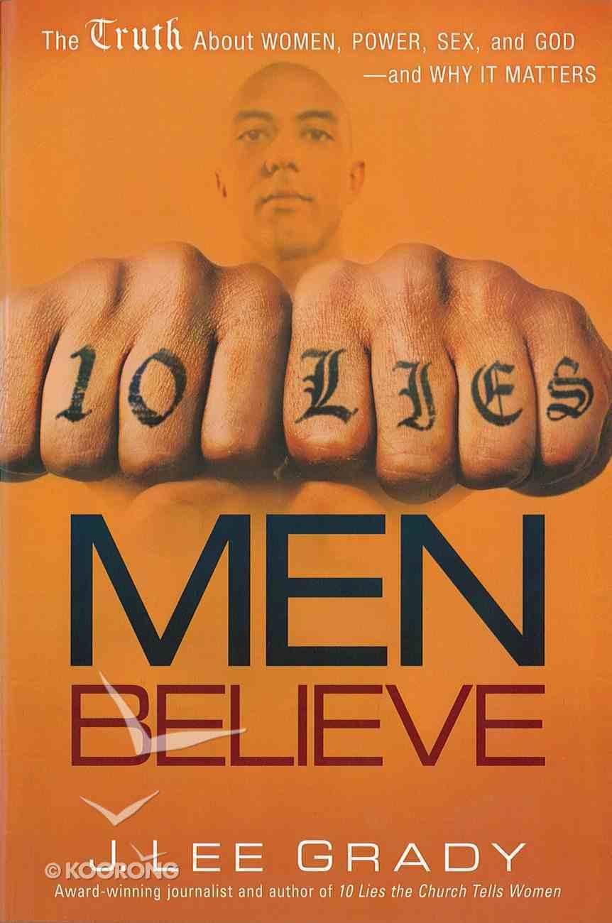 10 Lies Men Believe eBook