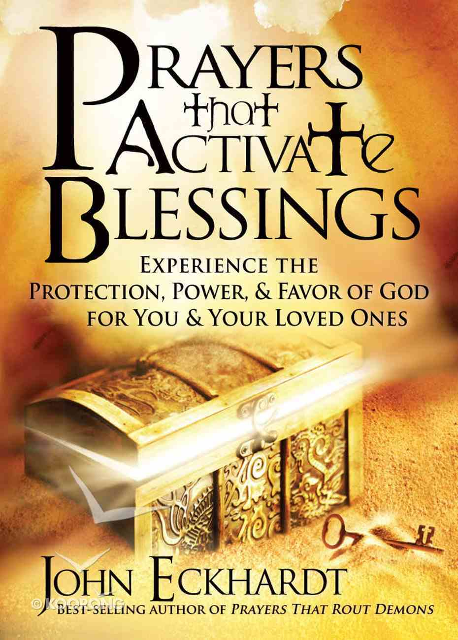 Prayers That Activate Blessings eBook