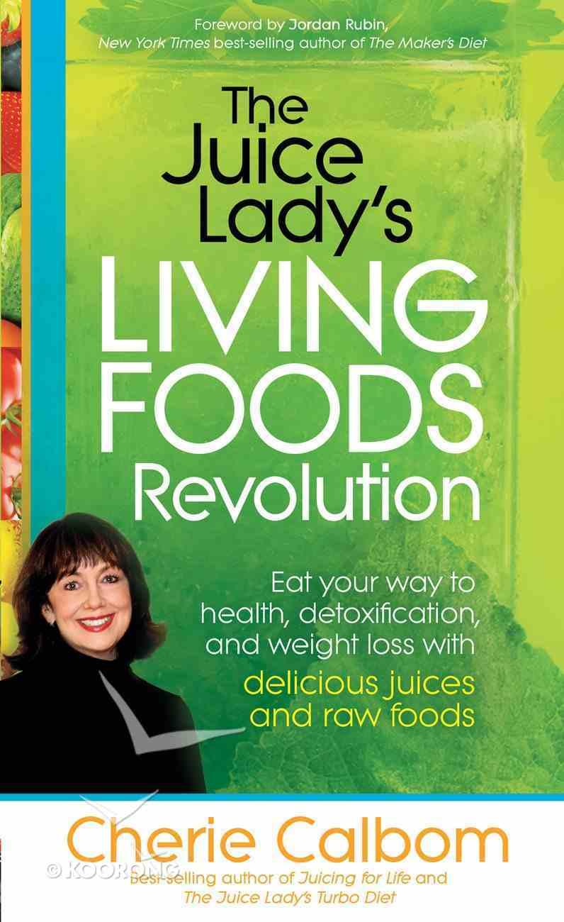 The Juice Lady's Living Foods Revolution eBook