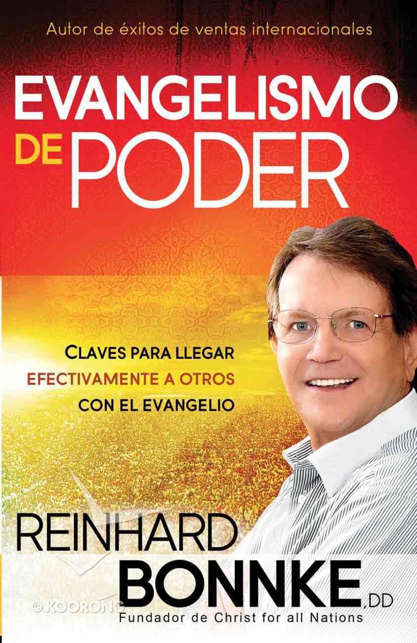 Evangelismo De Poder (Spa) (Evangelism By Fire) eBook