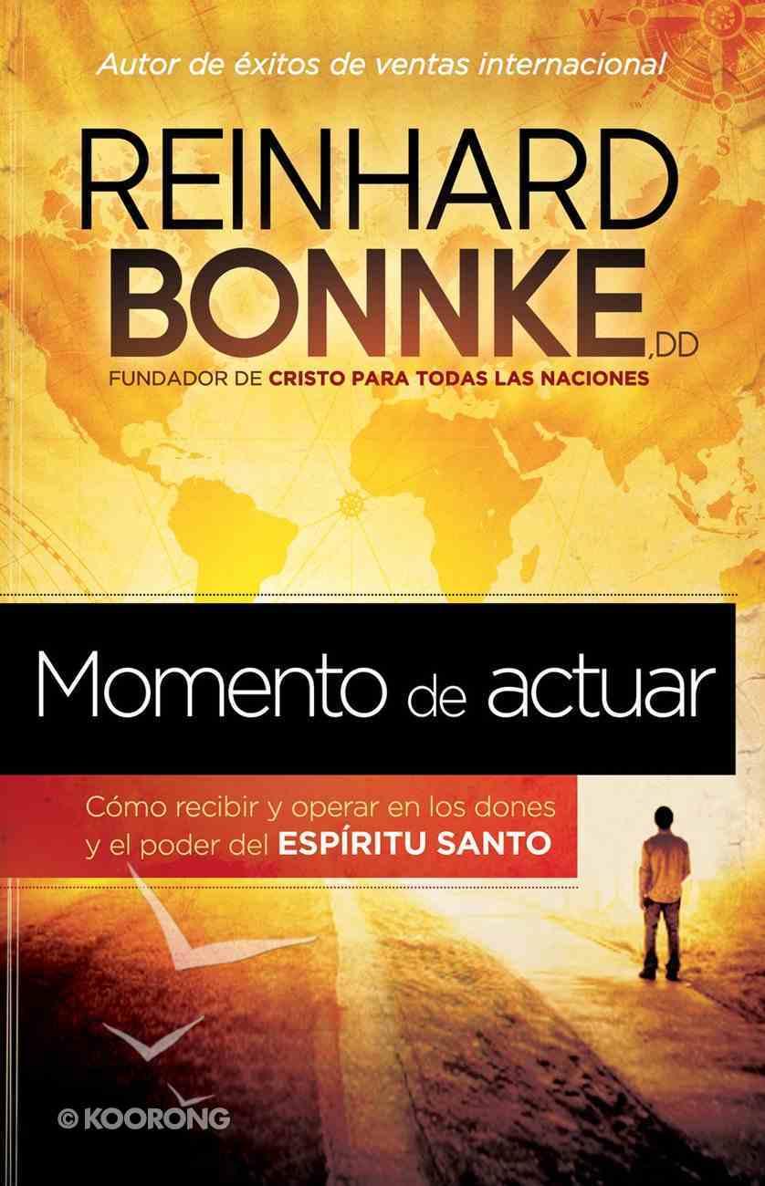 Momento De Actuar (Spanish) (Spa) (Taking Action) eBook