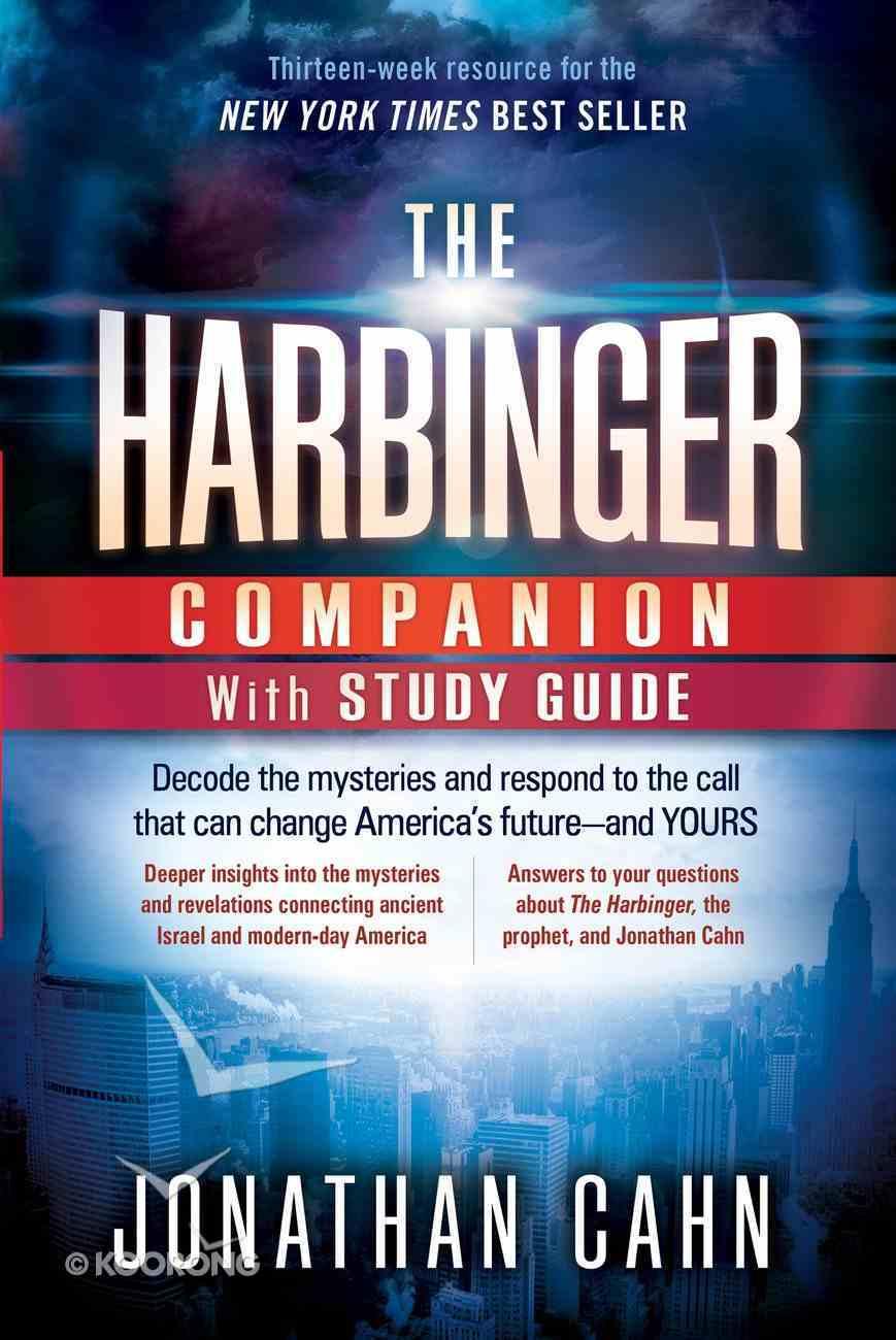 The Harbinger Companion & Study Guide eBook