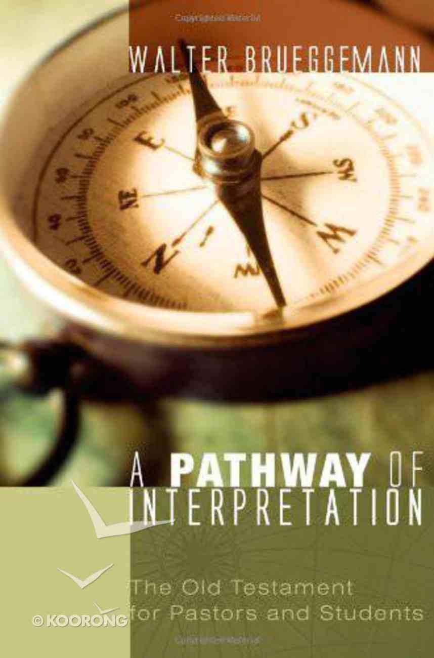 Pathway of Interpretation eBook