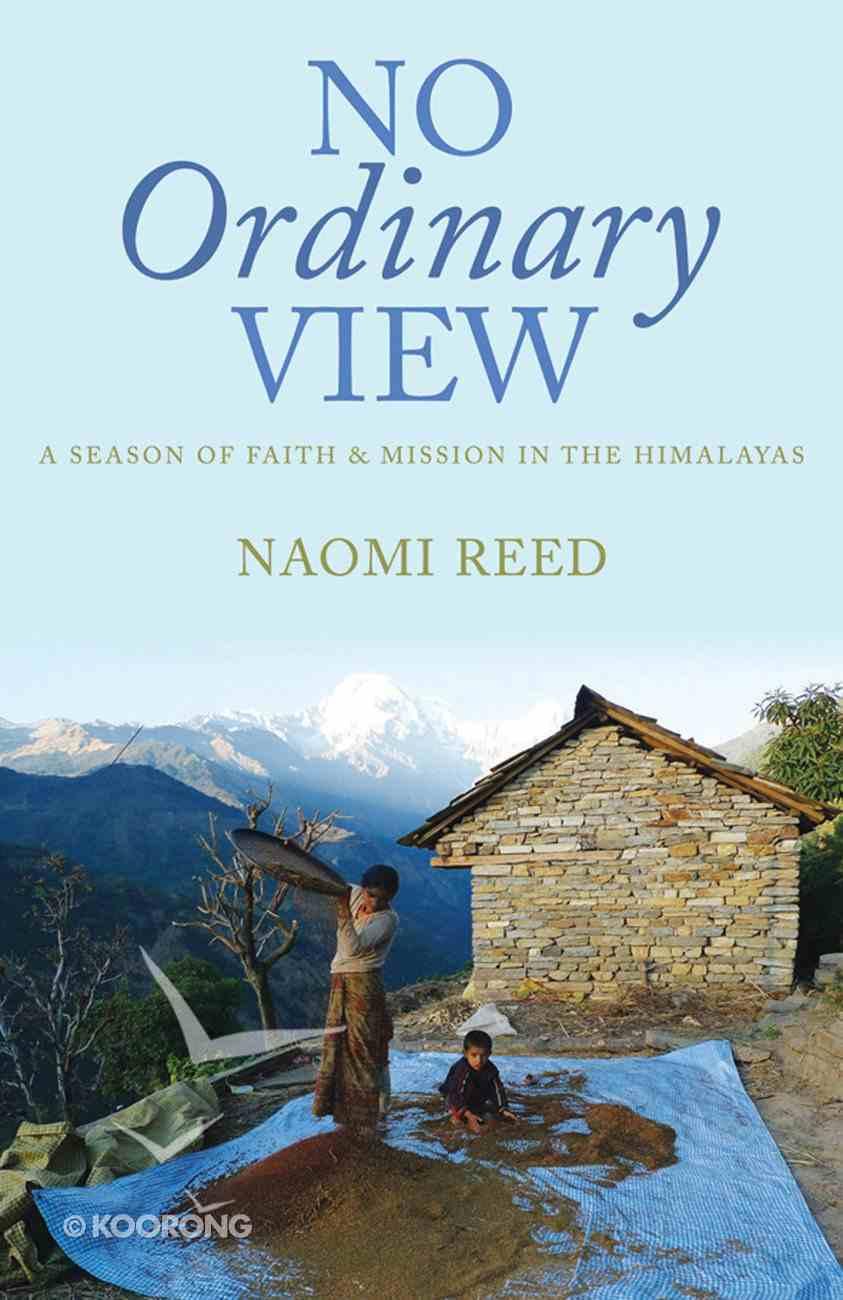 No Ordinary View eBook