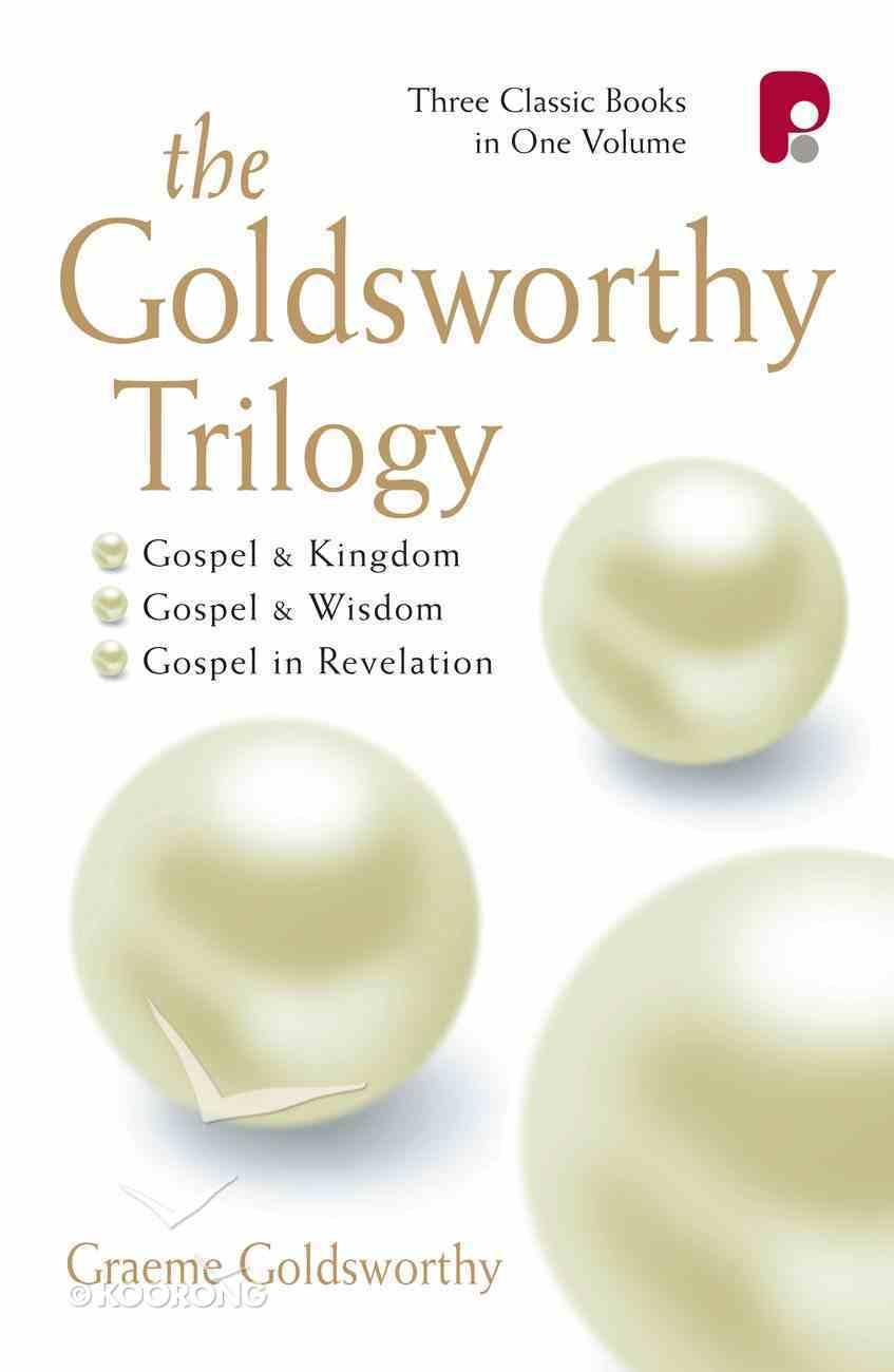 The Goldsworthy Trilogy eBook