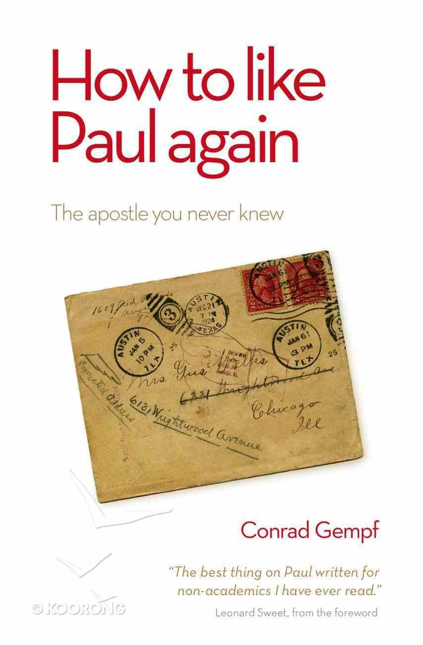 How to Like Paul Again eBook