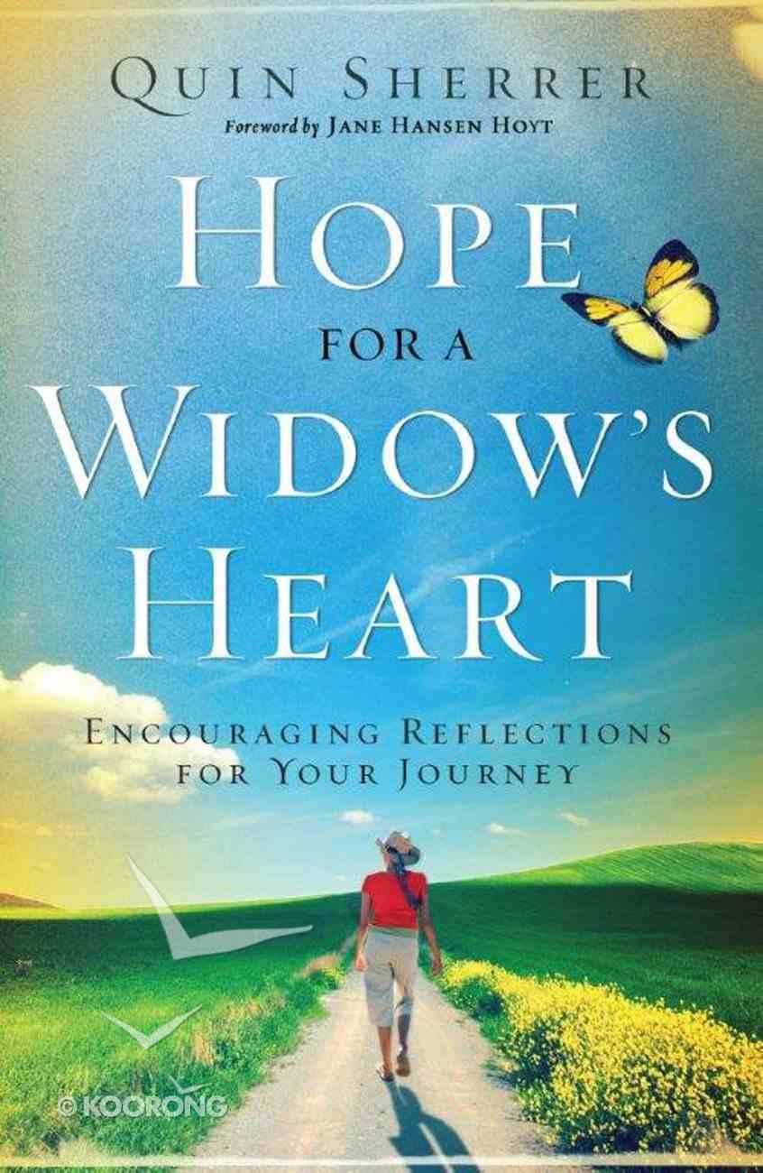 Hope For a Widow's Heart eBook