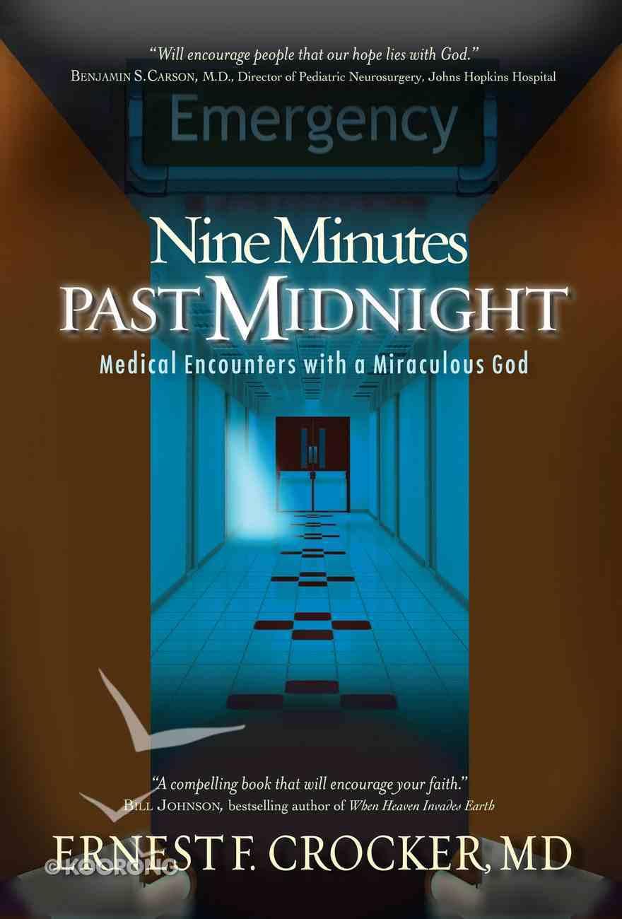 Nine Minutes Past Midnight eBook