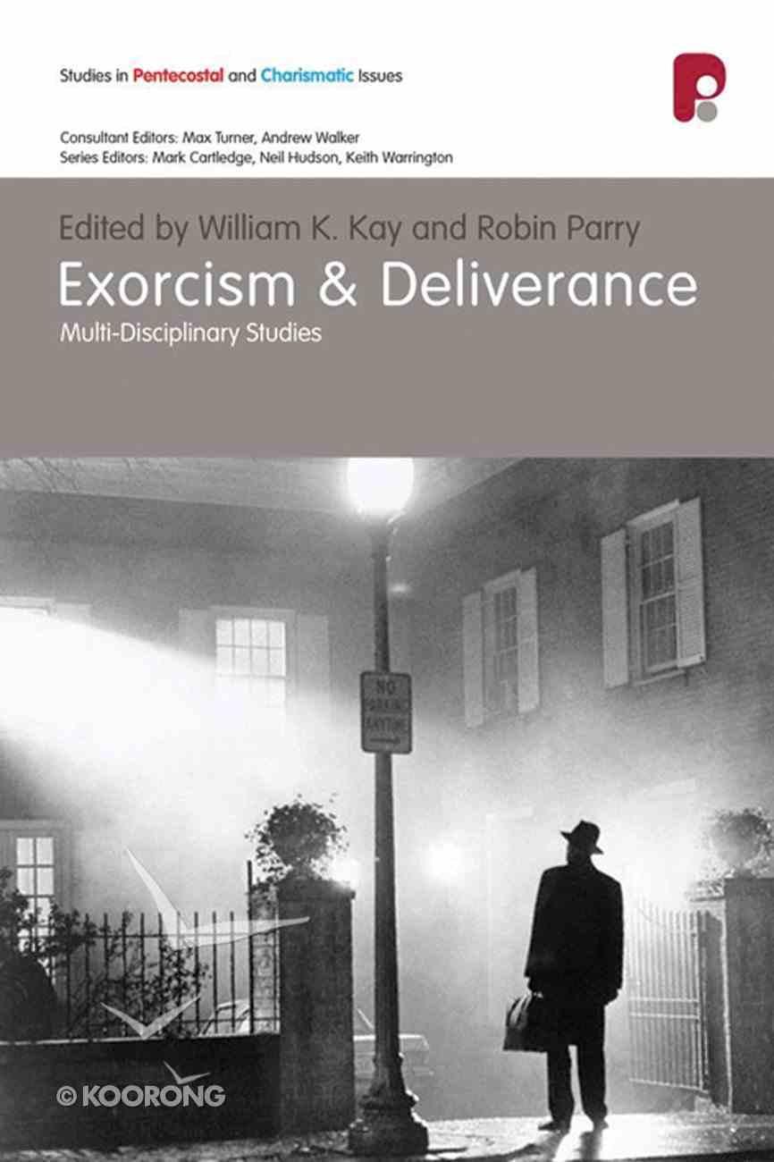 Exorcism & Deliverance eBook