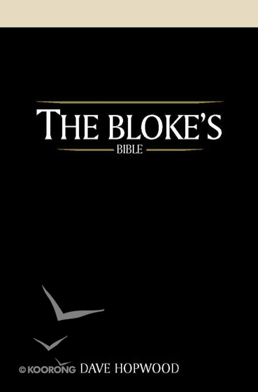 The Bloke's Bible eBook