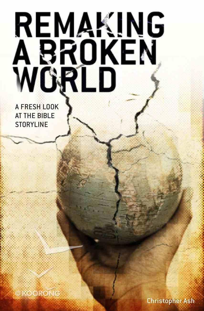 Remaking a Broken World eBook
