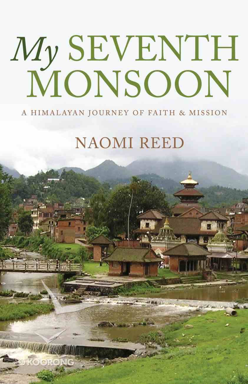 My Seventh Monsoon eBook