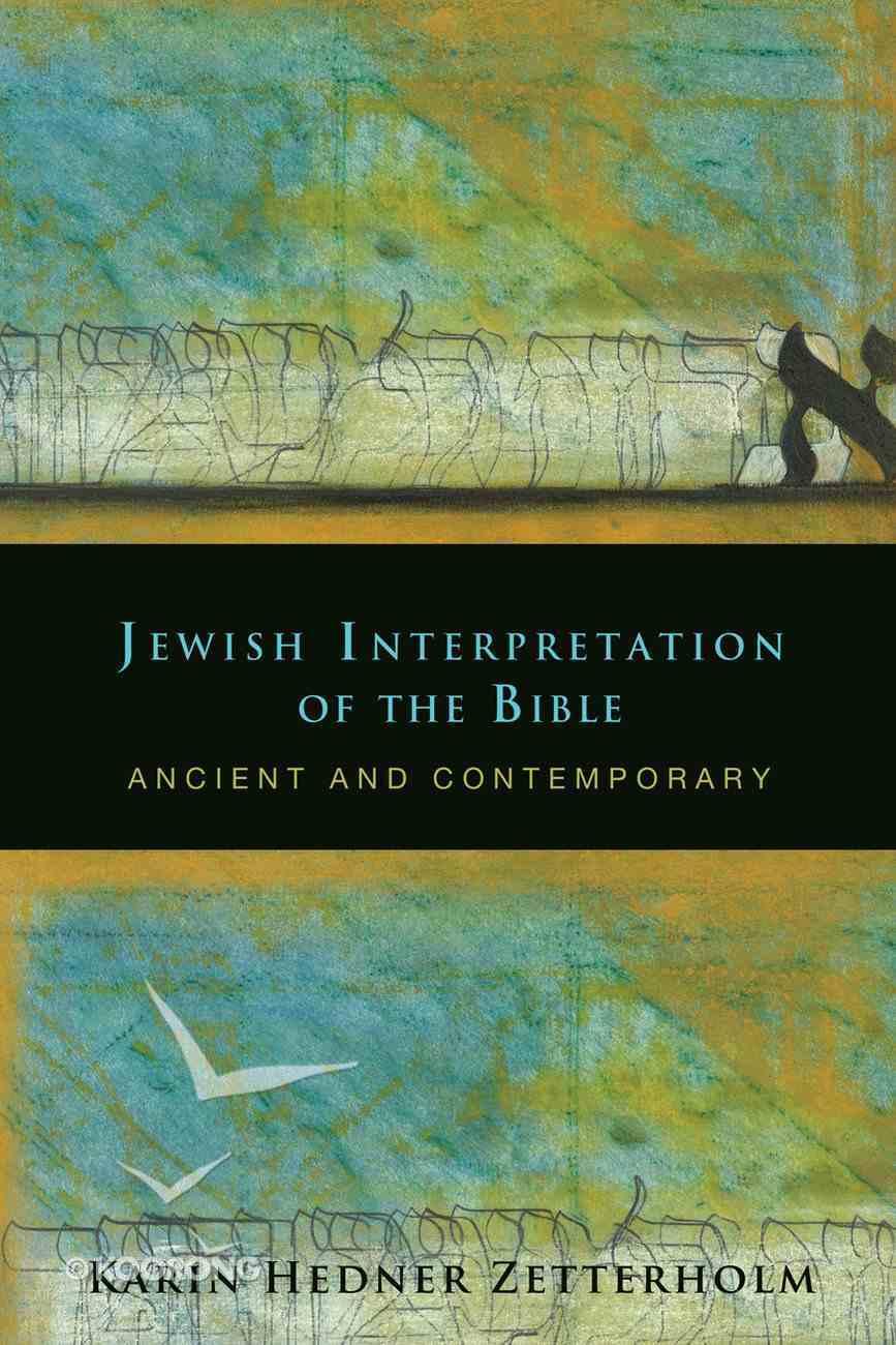 Jewish Interpretation of the Bible Paperback