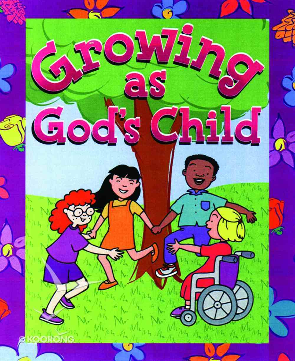 Growing as God's Child: Discipleship Booklet (20 Pack) Booklet