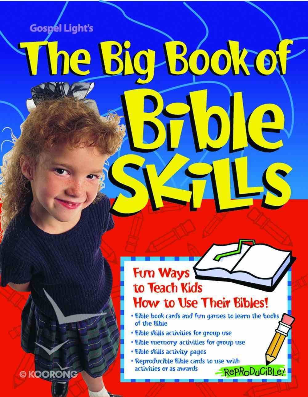 The Big Book of Bible Skills Paperback