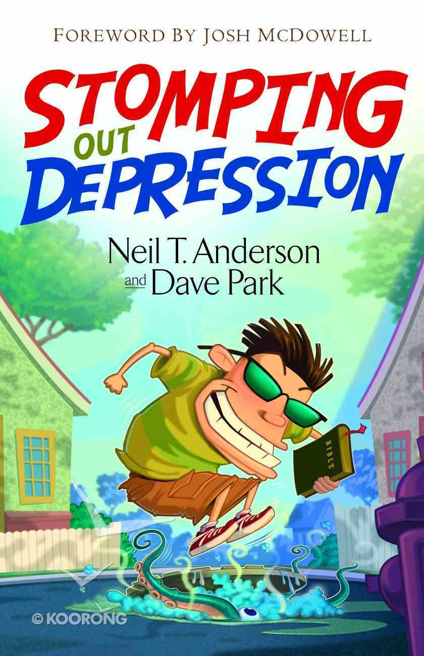 Stomping Out Depression Paperback