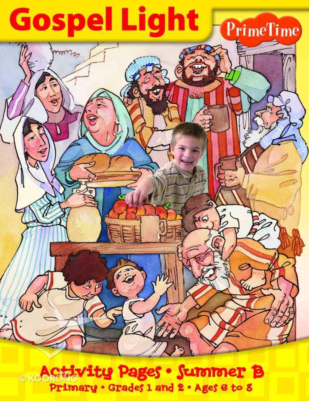 Primetime (Gospel Light Living Word Series) Paperback