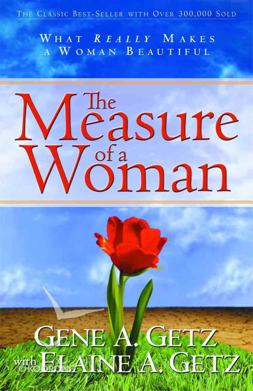 The Measure of a Woman Paperback