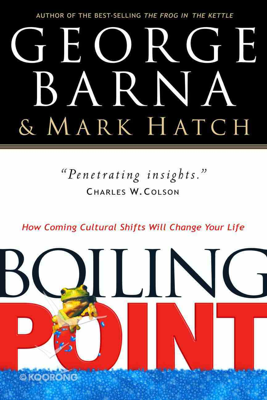 Boiling Point Paperback