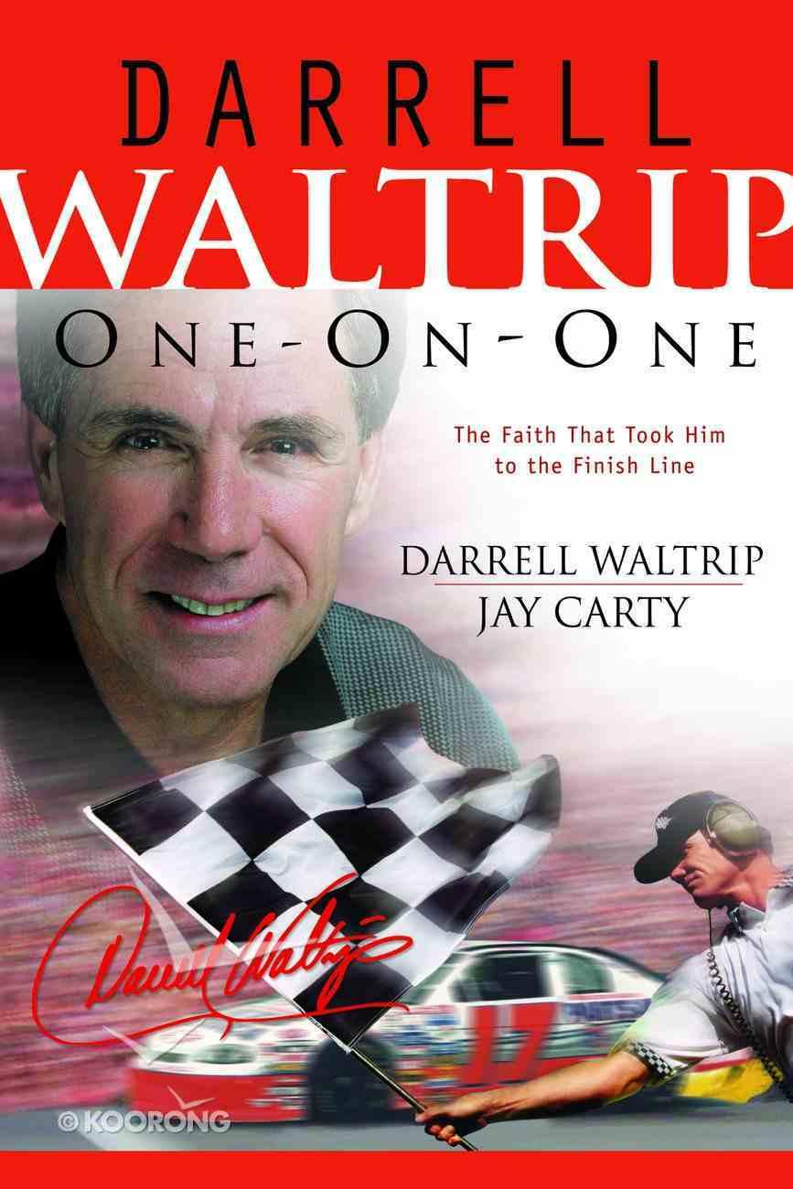 Darrell Waltrip One-On-One Hardback