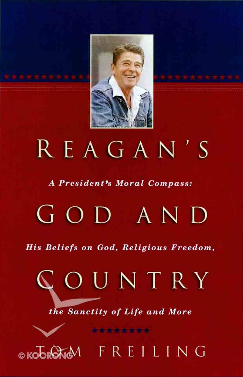 Reagan's God and Country Paperback