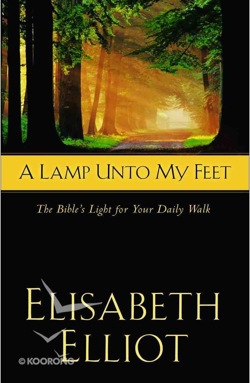 A Lamp Unto My Feet Hardback
