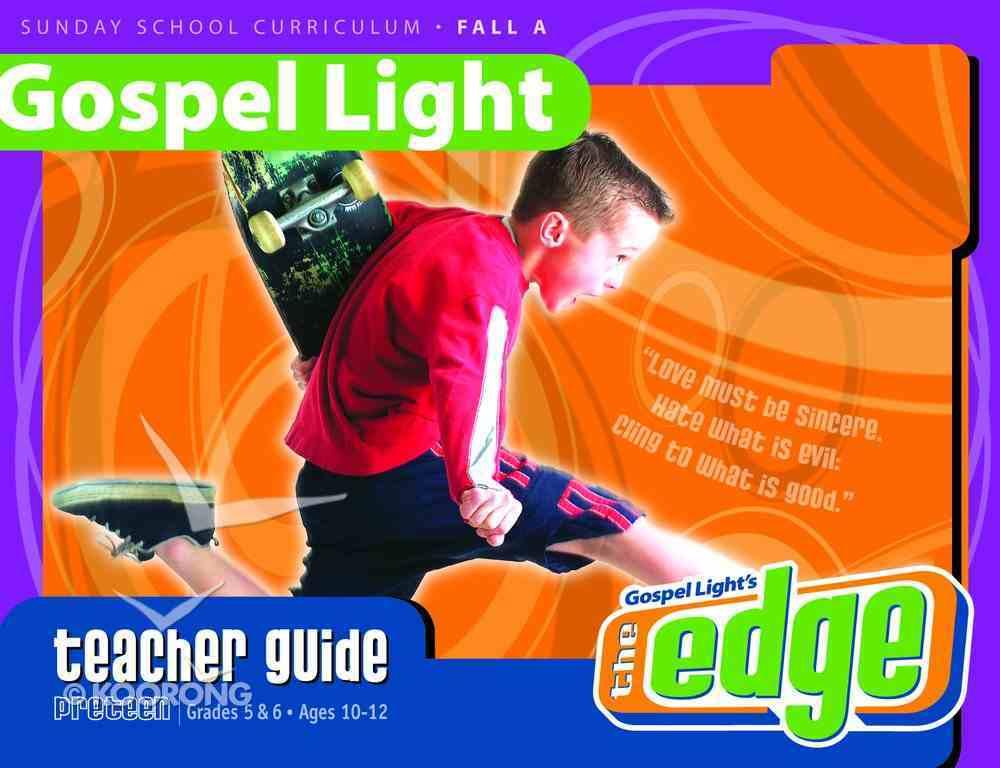 Gllw Falla 2020 Grades 5&6 Teacher's Guide (Gospel Light Living Word Series) Paperback