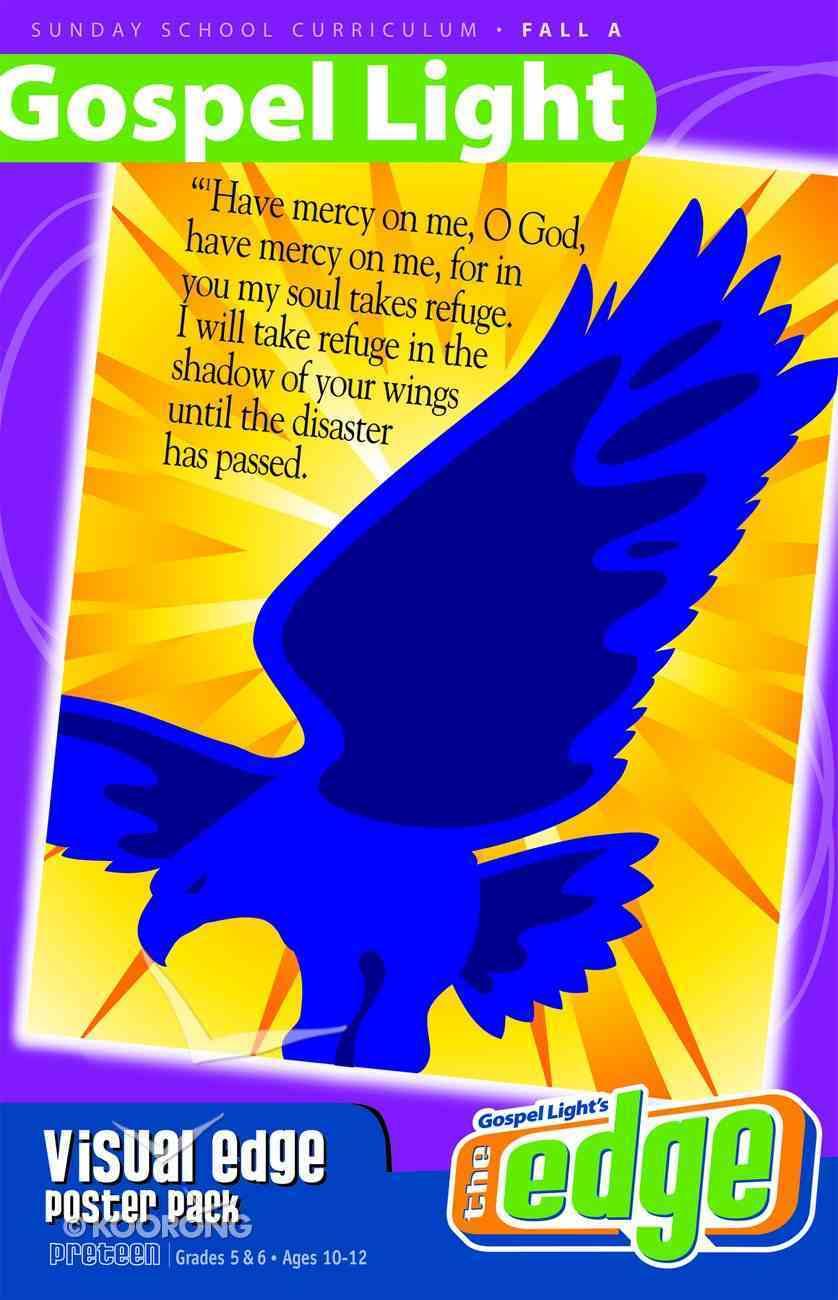 Gllw Falla 2020 Grade 5&6 Visual Edge Poster Pack (Gospel Light Living Word Series) Paperback