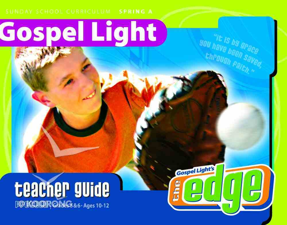 Spring a 2020 Grades 5&6 Teacher Guide (Gospel Light Living Word Series) Paperback
