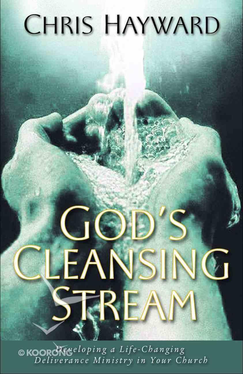 God's Cleansing Stream Paperback