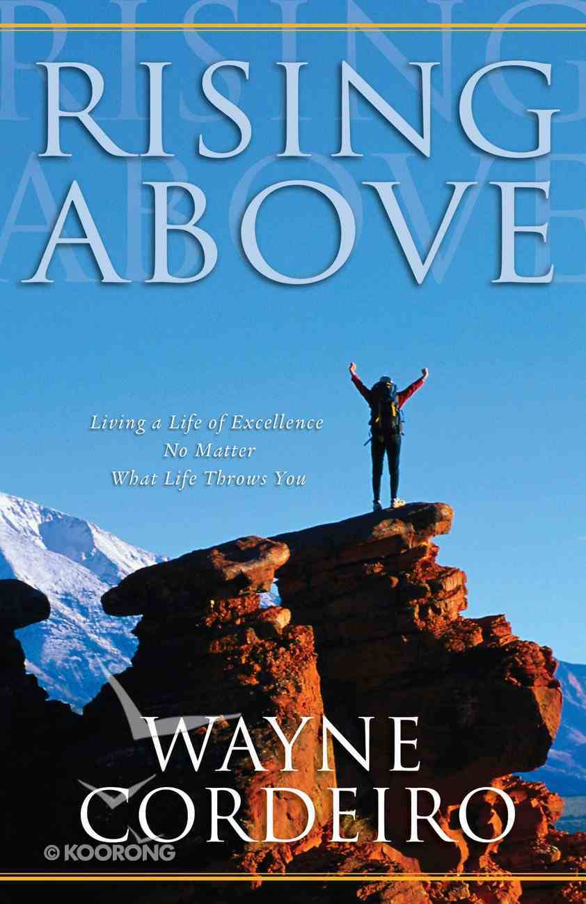Rising Above Paperback