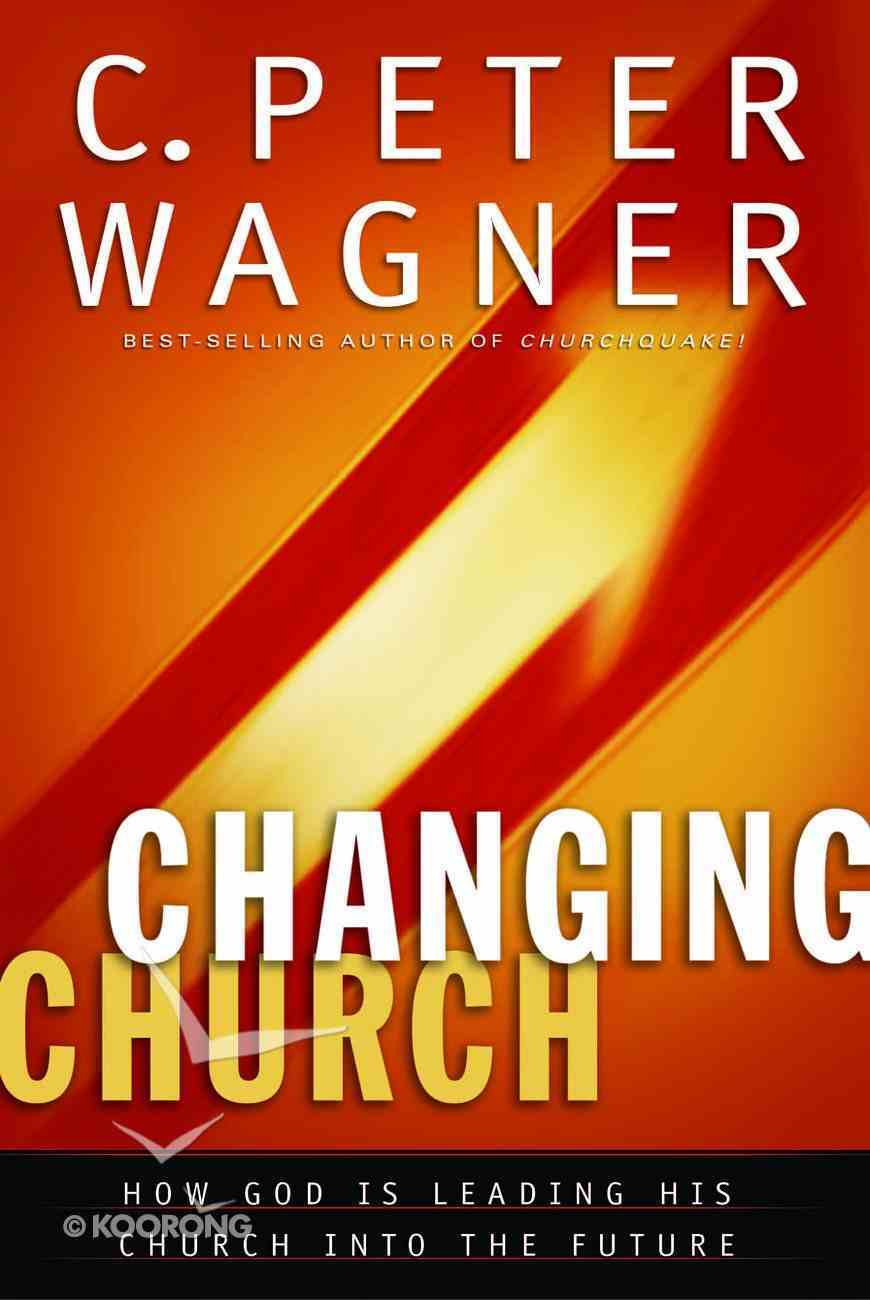 Changing Church Paperback