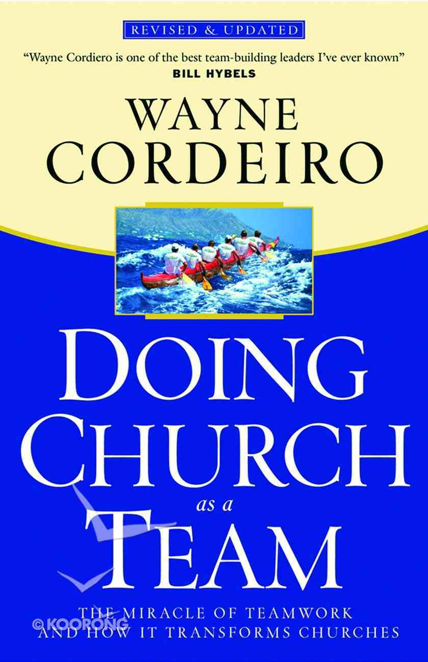 Doing Church as a Team (2005) Hardback
