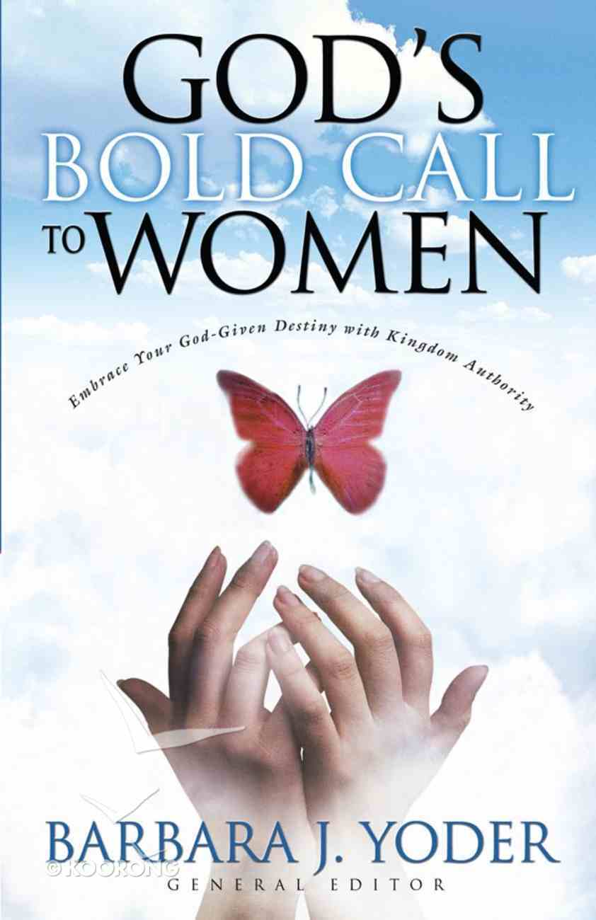 God's Bold Call to Women Paperback