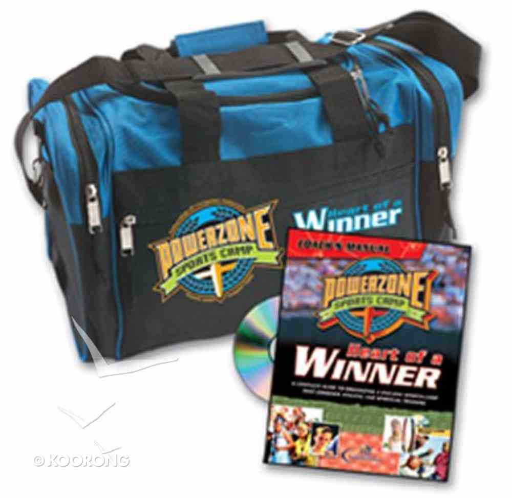 Heart of a Winner Pack (Powerzone Sports Camp Series) Pack
