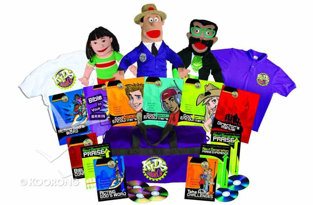 Kids Church: Amazing Journey Ultimate Kit (Next Generation Series) Pack