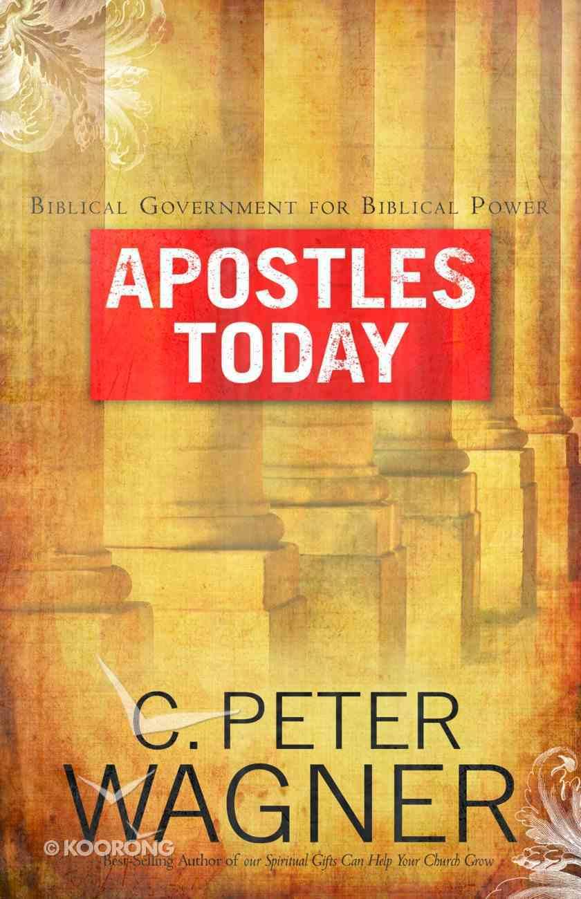 Apostles Today Hardback
