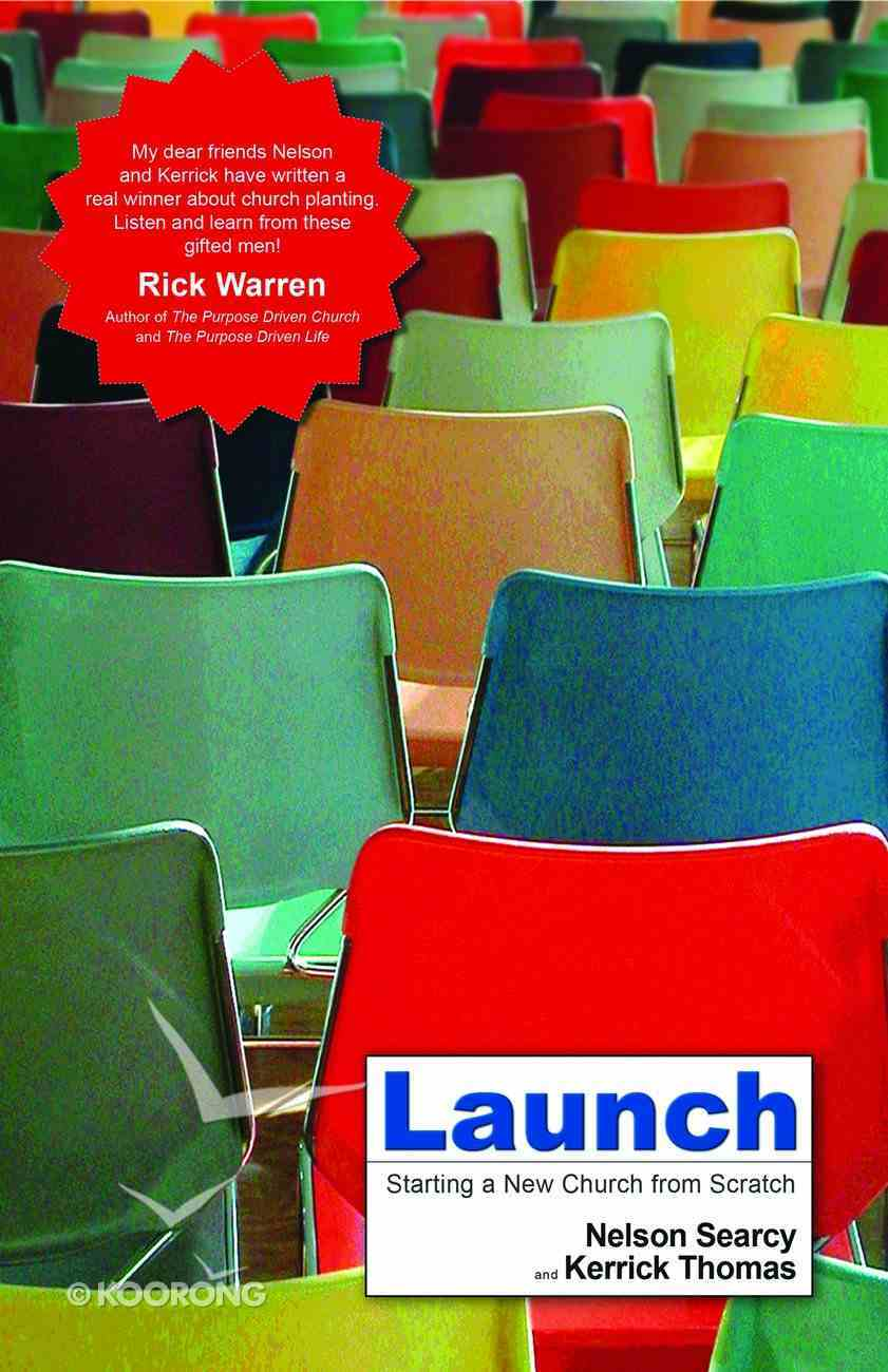 Launch Paperback