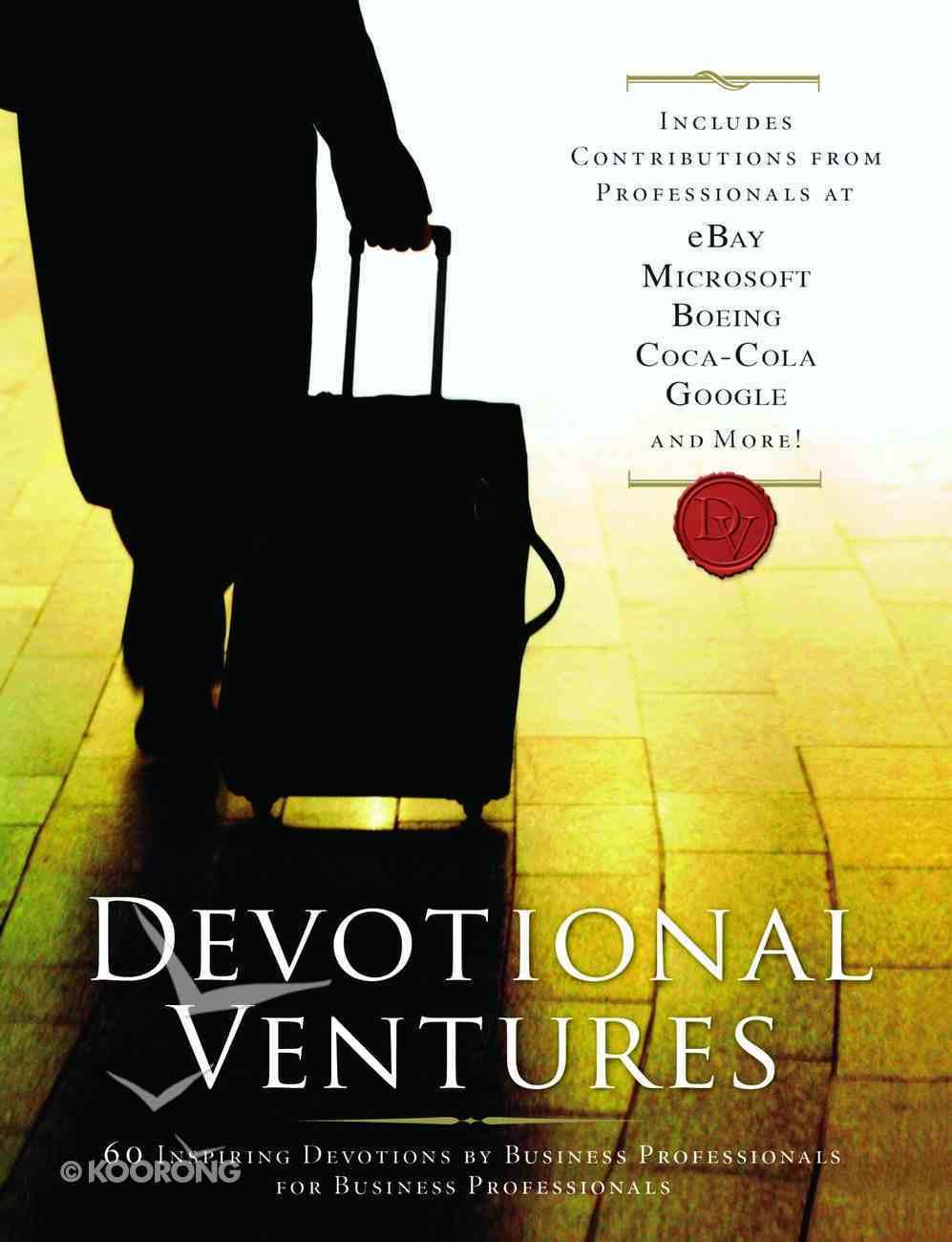 Devotional Ventures Hardback