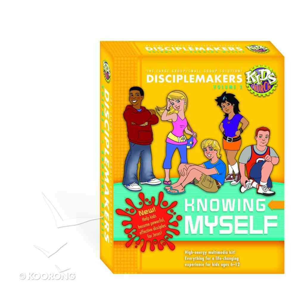 Kids Church: Disciplemakers-Knowing Myself (Vol 2) Pack
