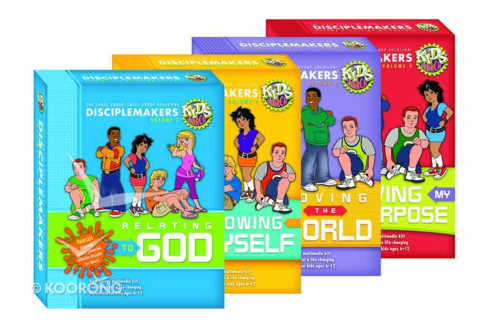 Kids Church: Disciplemakers (Full Year Course) Pack